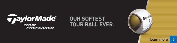 TaylorMade Tour Preferred balls
