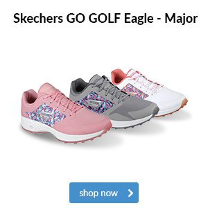 Skechers GO GOLF Eagle - Major Shoe
